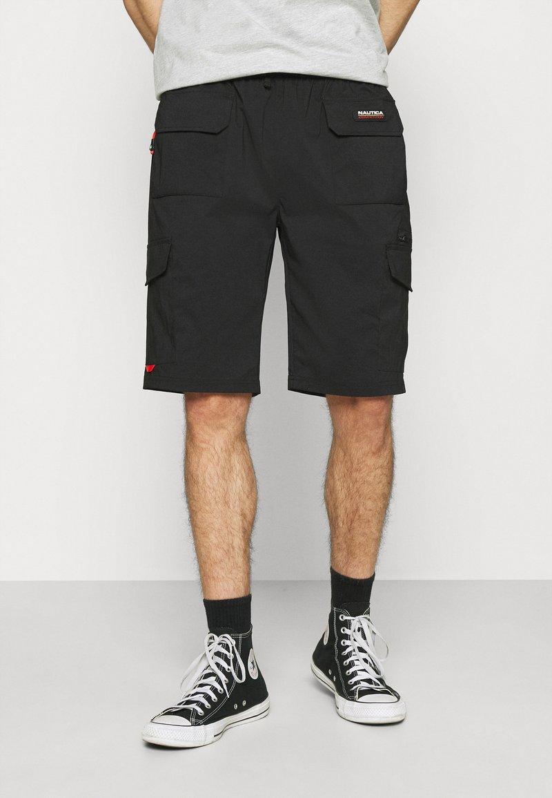 NAUTICA COMPETITION - PICKET - Shorts - black