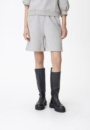 NANKITAGZ HW  - Shorts - light grey melange