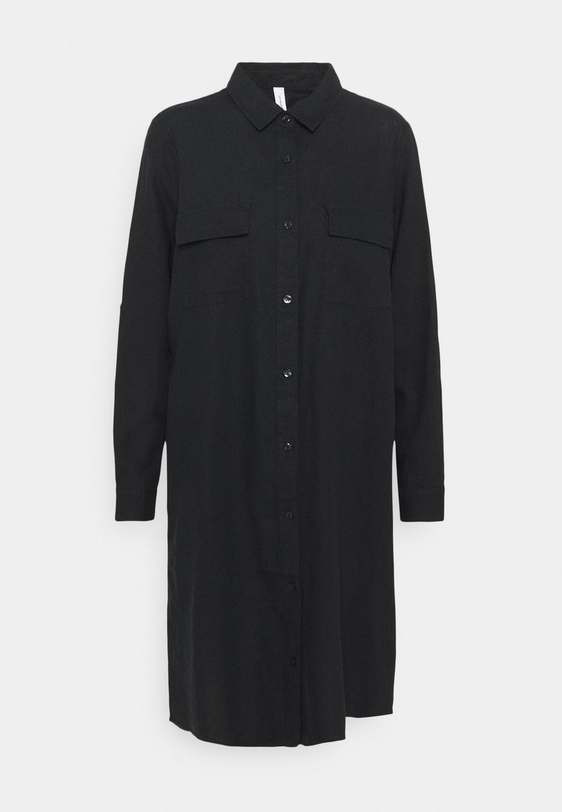 Soyaconcept - INA - Shirt dress - black