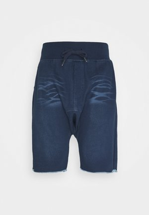 Tracksuit bottoms - washed blue
