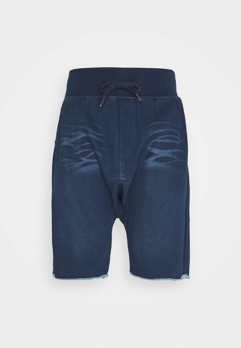 Schott - Tracksuit bottoms - washed blue