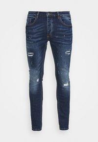 Kings Will Dream - LARKIN - Slim fit jeans - indigo blue - 5