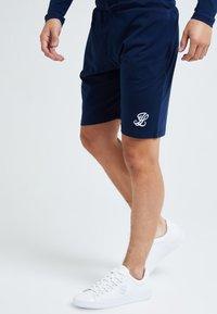 Illusive London Juniors - ILLUSIVE CORE - Shorts - navy - 3