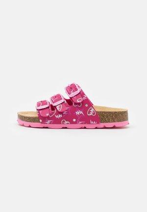 FUSSBETTPANTOFFEL - Pantoffels - rosa