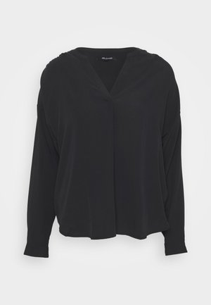 POPOVER  - Blouse - true black