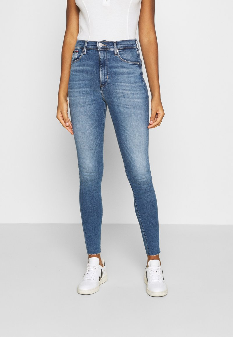 Tommy Jeans - SYLVIA ANKLE - Jeans Skinny Fit - arden