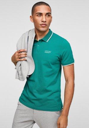 Polo shirt - deep green