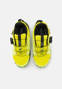 adidas Performance - TERREX  AGRAVIC BOA R.RDY UNISEX - Scarpa da hiking - acid yellow/core black/hi-res yellow - 3