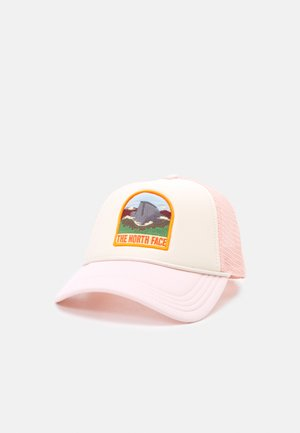 VALLEY TRUCKER UNISEX - Pet - pink/vintage white
