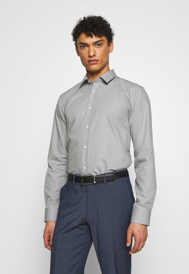 ELISHA - Formal shirt - grey