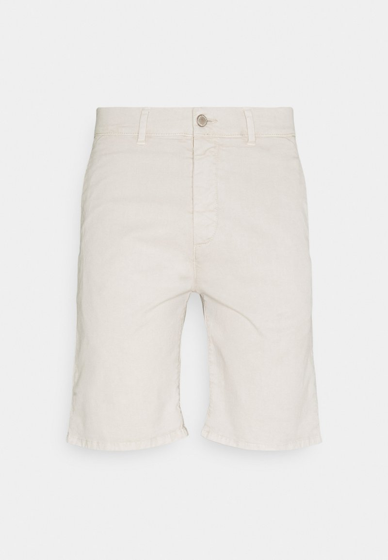 The GoodPeople - HEAT - Shorts - off white