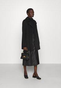 Lovechild - GIOVANNI SKIRT - A-line skirt - black - 1