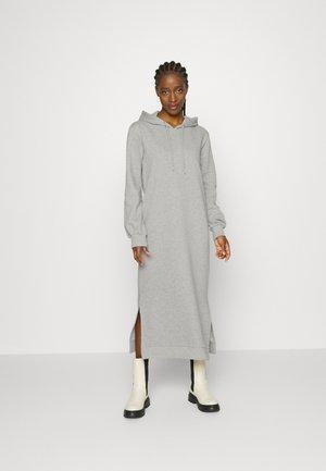 NUCORSICA DRESS - Denní šaty - medium grey