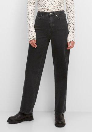 TOMMA RESSOURCENSCHONENDEN  - Straight leg jeans - multi/black marble
