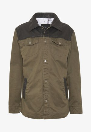 BEDRAKE - Summer jacket - khaki