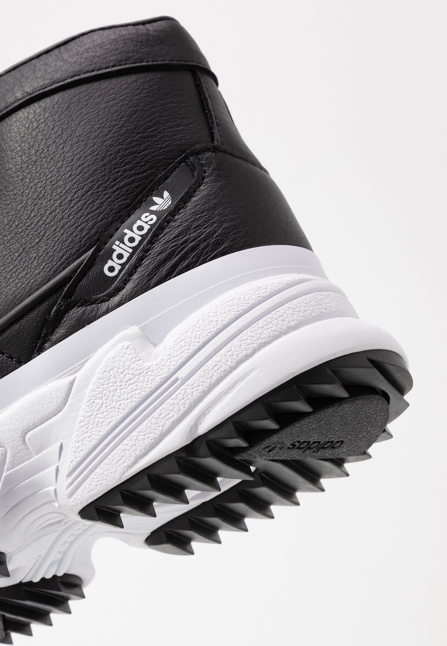 adidas Originals KIELLOR XTRA  Sneaker high core black/footwear white/schwarz