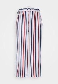 WIDE LEG  - Trousers - multi-coloured