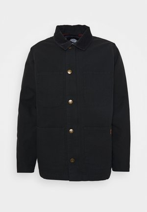 BALTIMORE JACKET - Lehká bunda - black