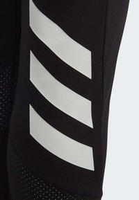 adidas Performance - THE FUTURE TODAY LEGGINGS - Legginsy - black - 2