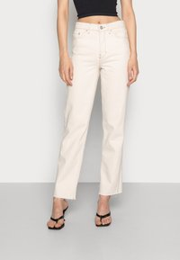 BDG Urban Outfitters - PAX - Straight leg jeans - ivory - 0