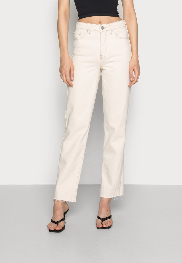 PAX - Jeans Straight Leg - ivory