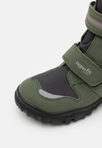 Superfit - HUSKY - Winter boots - grün/blau - 5