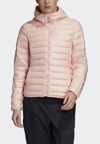 adidas Performance - VARILITE  - Down jacket - hazcor - 5