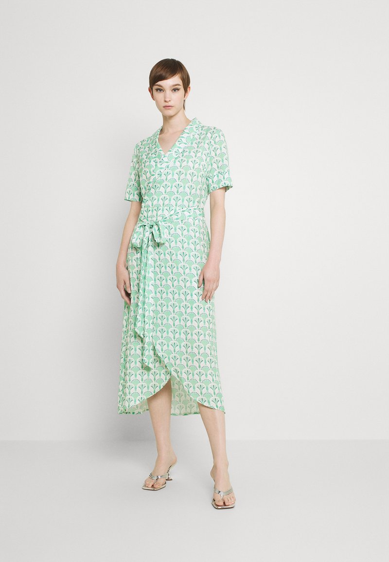 Never Fully Dressed - COCKTAIL BROOKLYN - Maxi dress - green