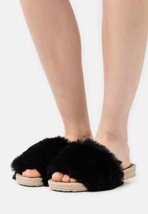 ADINA - Slippers - black