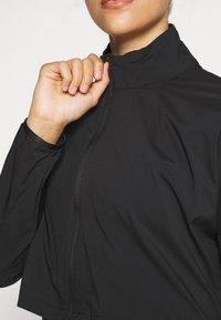 Nike Golf - REPEL ACE JACKET FULL ZIP 2-IN-1 - Sportovní bunda - black - 6