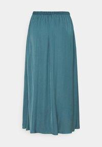 mbyM - TANDRA - Plisovaná sukně - tide blue - 1