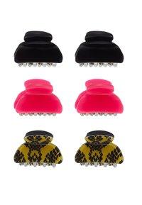 ALDO - BOOTENAL - Hair styling accessory - hot pink/black - 4