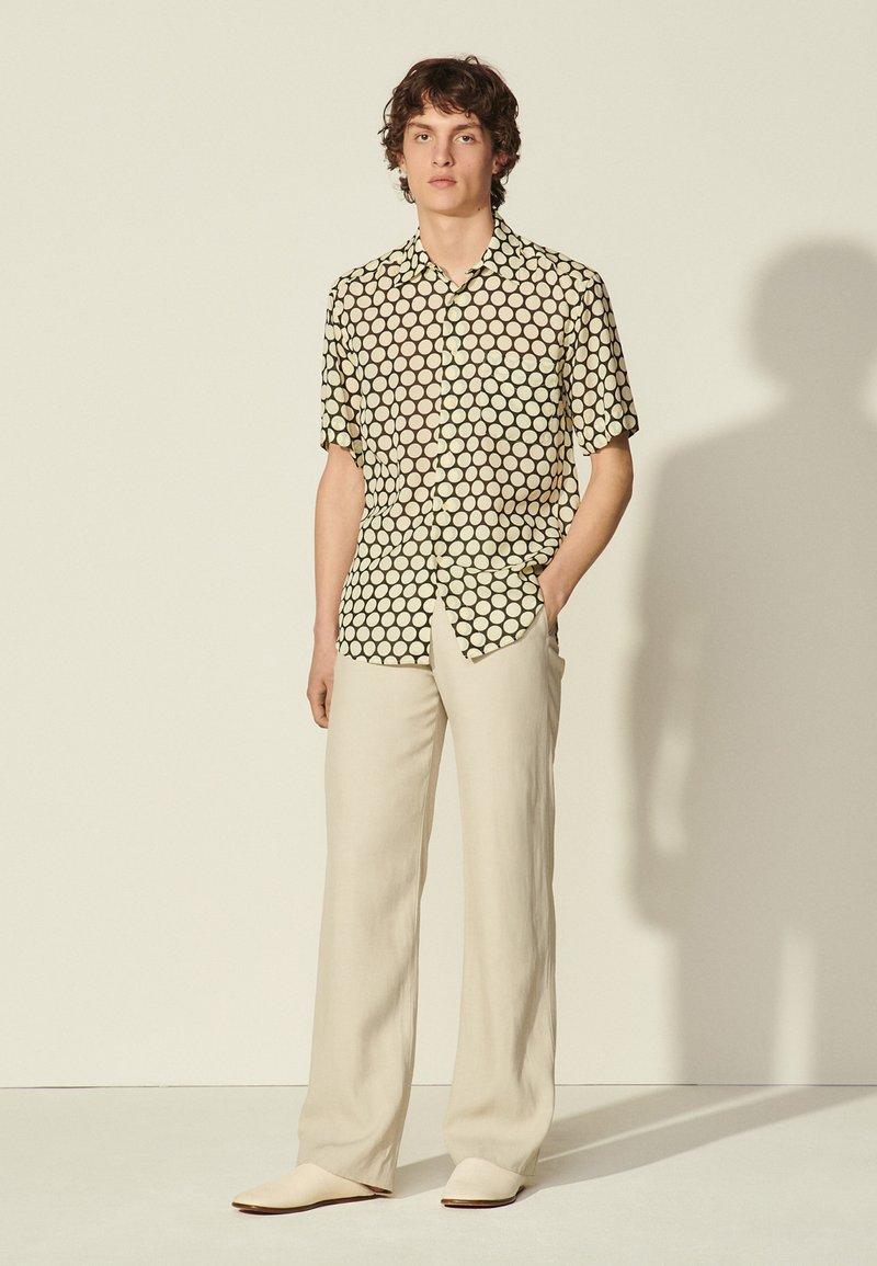 sandro - RITA - Shirt - ecru