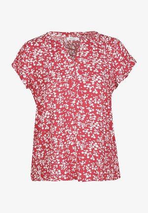 Blouse - red