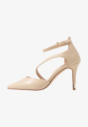 VETRANO - High heels - bone