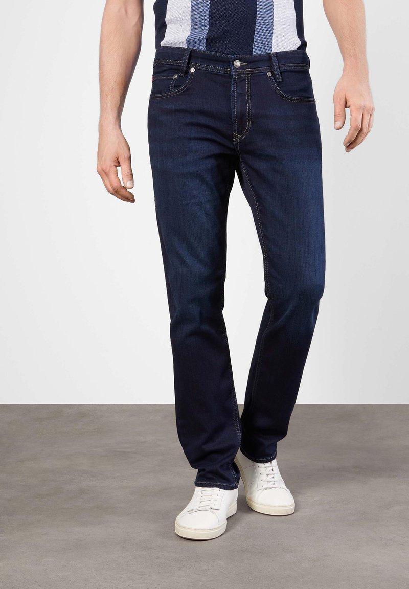 MAC Jeans - Slim fit jeans - dark-blue denim
