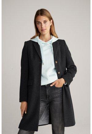CARLY - Short coat - anthrazit