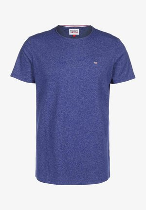 SLIM JASPE C NECK - T-shirt basic - cobalt htr