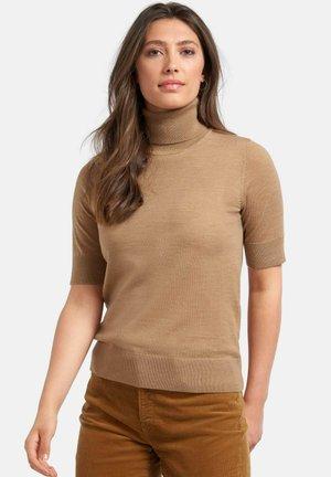 T-shirt basic - chameau
