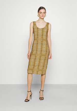 VESTITO - Žerzejové šaty - natural variant