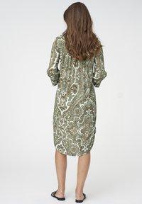 Dea Kudibal - KAMILLE - Day dress - paisley army - 2