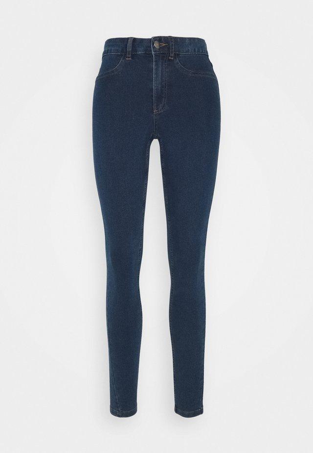 VIJEGGY ANA - Džíny Slim Fit - medium blue denim