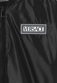 Versace - GIUBBINO - Veste mi-saison - nero - 3