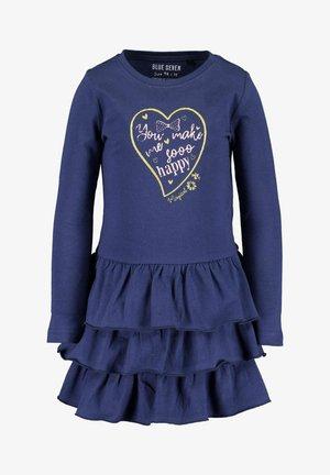 MAGICAL BOWGIRL - Day dress - dark blue