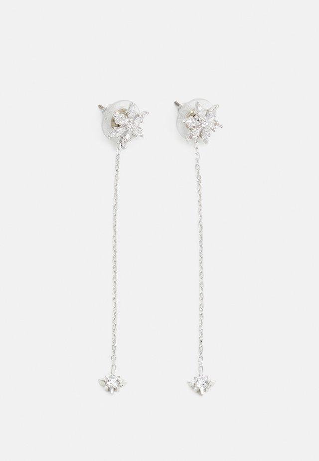 MAGIC CHAIN - Örhänge - silver-coloured