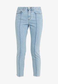 BAKER HIGH - Slim fit jeans - light blue