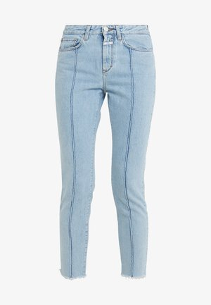 BAKER HIGH - Džíny Slim Fit - light blue