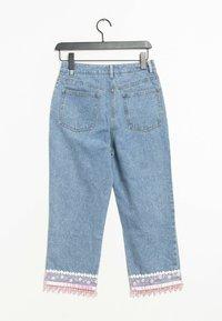 Apart - Straight leg jeans - blue - 1