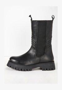 Inuovo - Boots - blackblk - 1