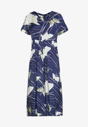 NASIRA - Jumpsuit - medieval blue